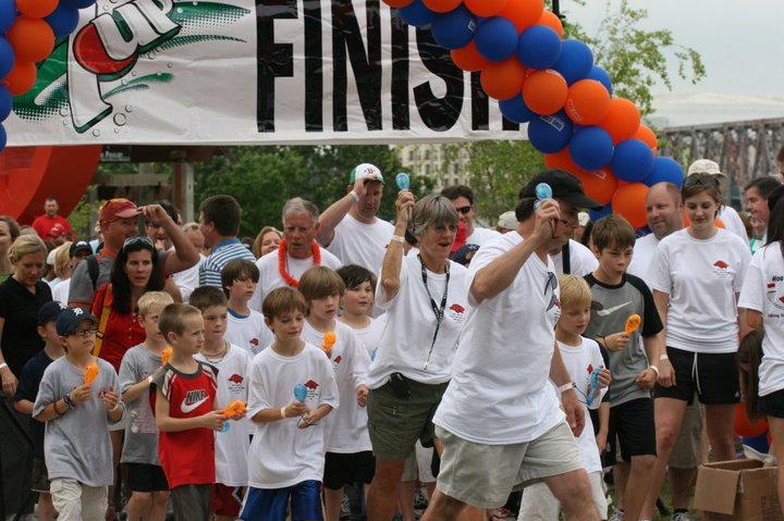 Crohns and Colitis Foundation Run